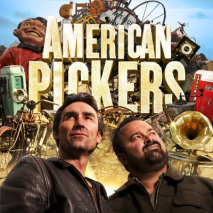 6-21-14 American Pickers! pic