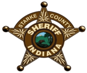 Starke County Sheriff's Department Badge