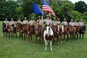 La Porte County Mounted Posse