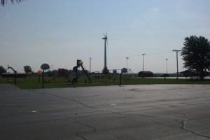 West Central Wind Turbine
