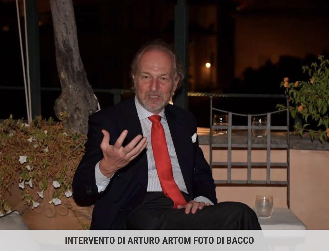 Il Cenacolo di Arturo Artom