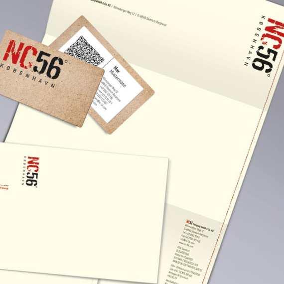 nc56 Geschäftsausstattung