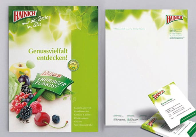 Magazin Corporate Design