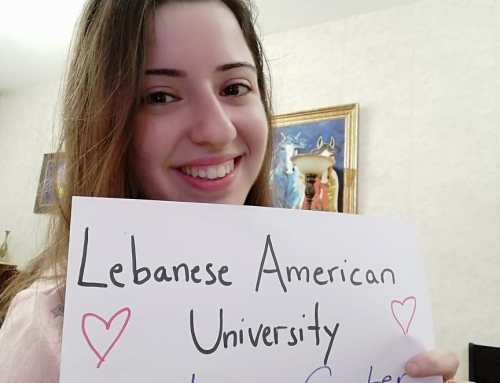 From Gacia Danaoghlian, Lebanese American University, Lebanon – What Is Inspiring You Lately? What Keeps You Going?