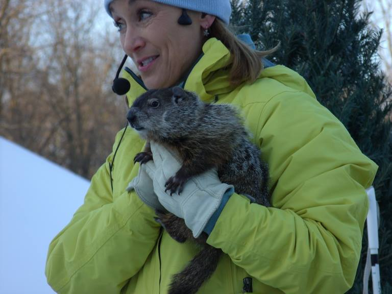 HowellNatureCenterMurrayGroundHogDayFeb2_17294