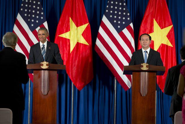 Barack Obama, Tran Dai Quang_157763