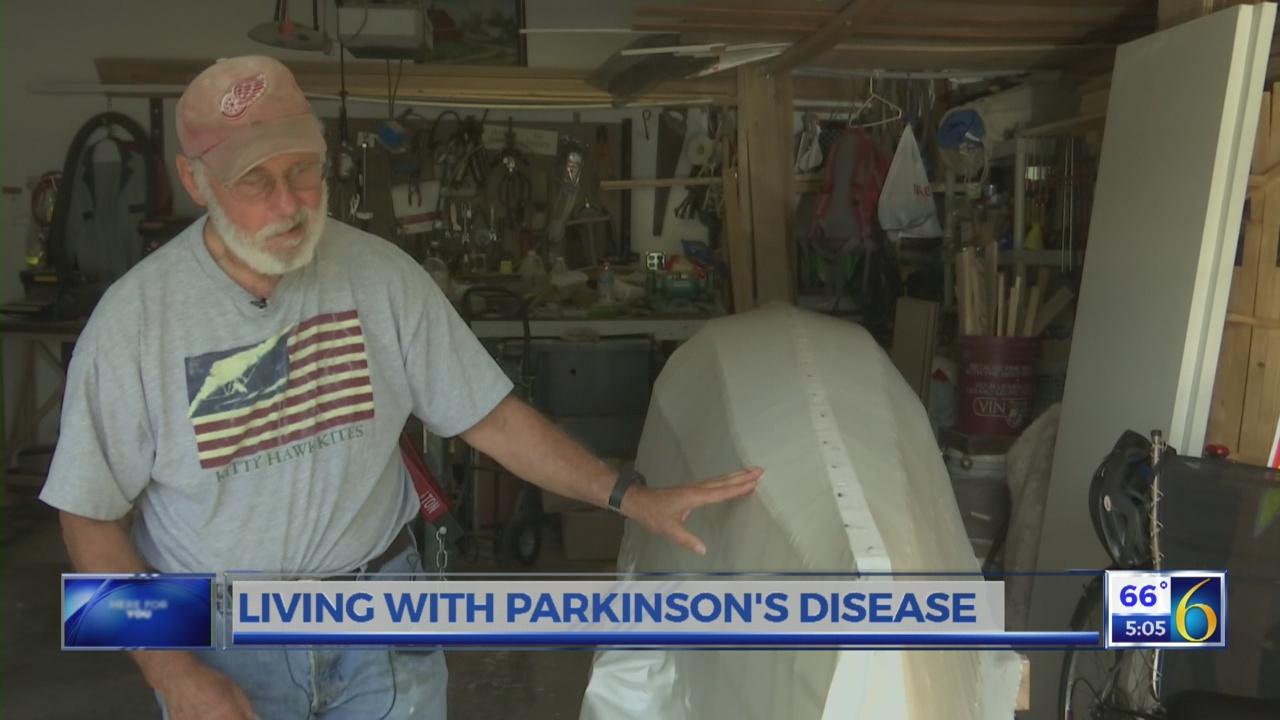 Parkinson's disease means no cure, and progressively worse symptoms