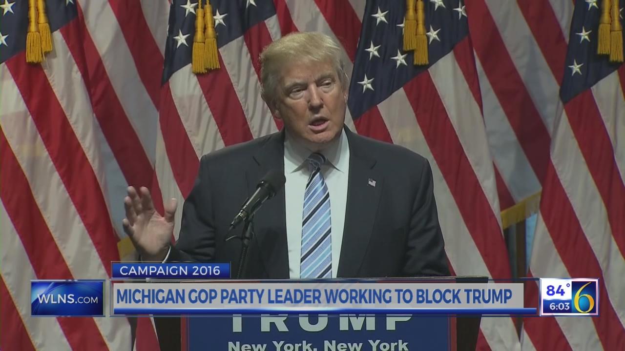 Skubick: Battle brewing over Trump endorsement among MI Republicans