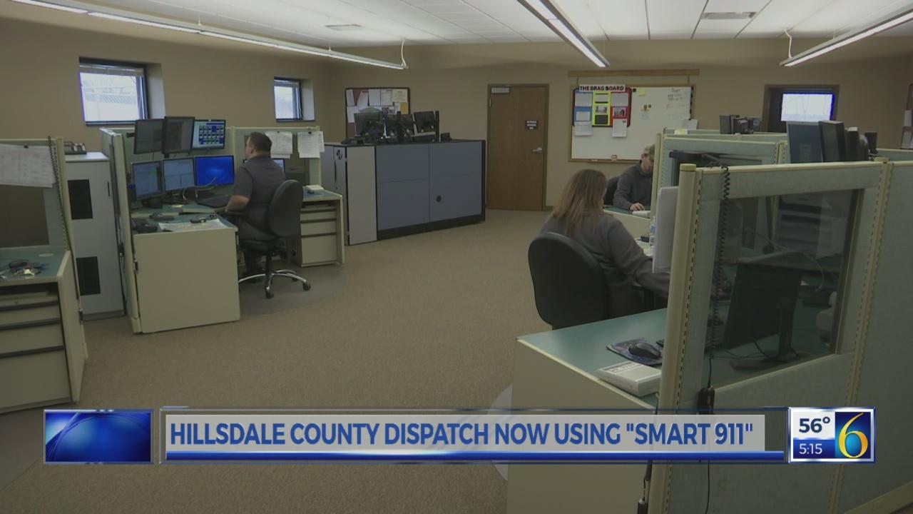 Hillsdale Co Smart 911