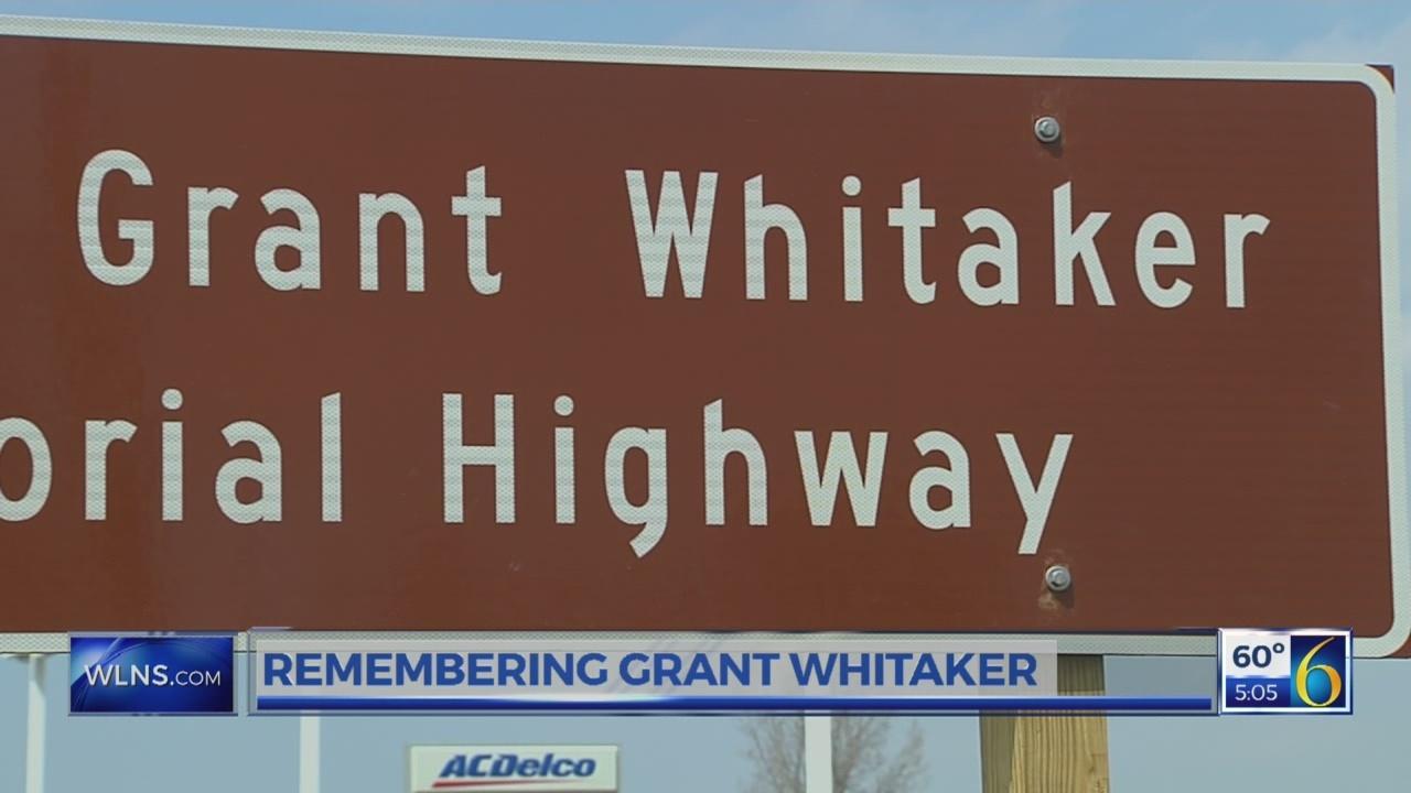 Grant Whitaker