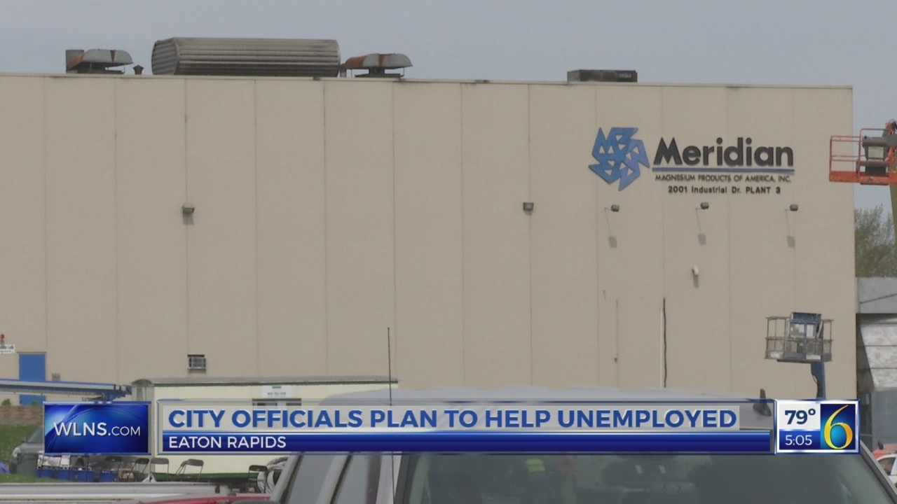Eaton Rapids city officials plan to help unemployed