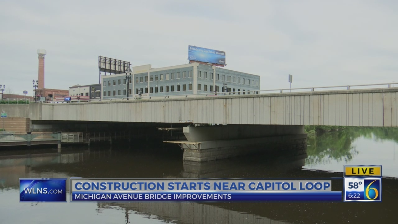 6 News This Morning: construction