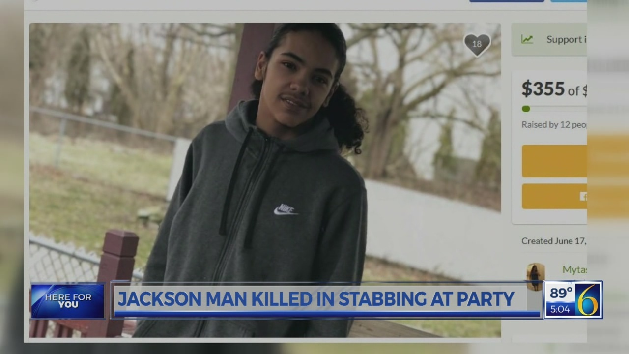 Man killed at party