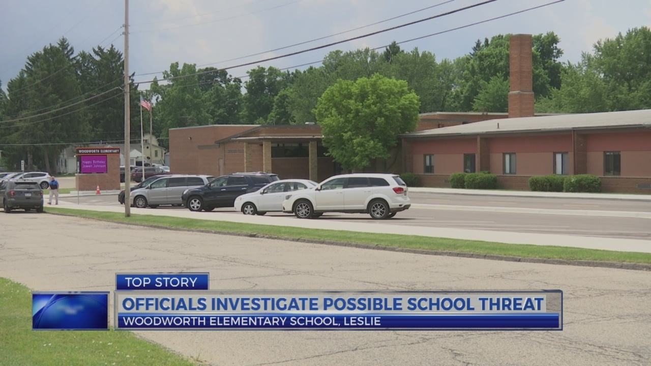 Officials investigate possible school threat