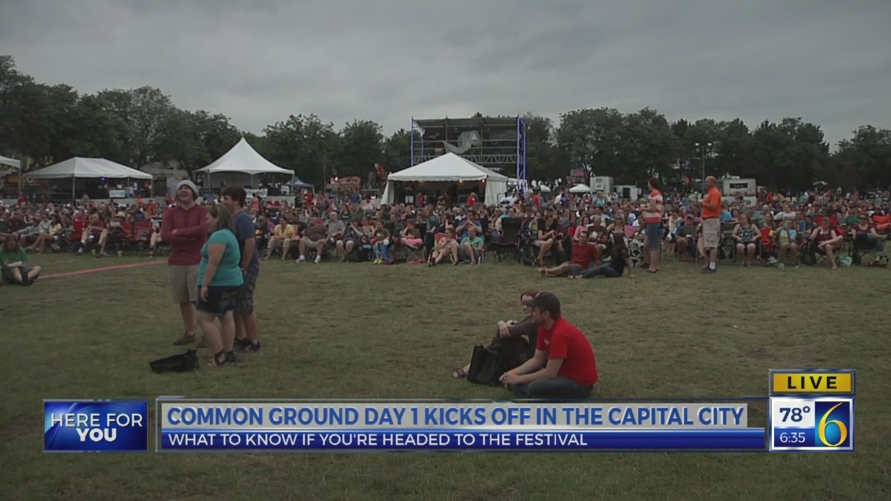 6 News This Morning: common ground 2018