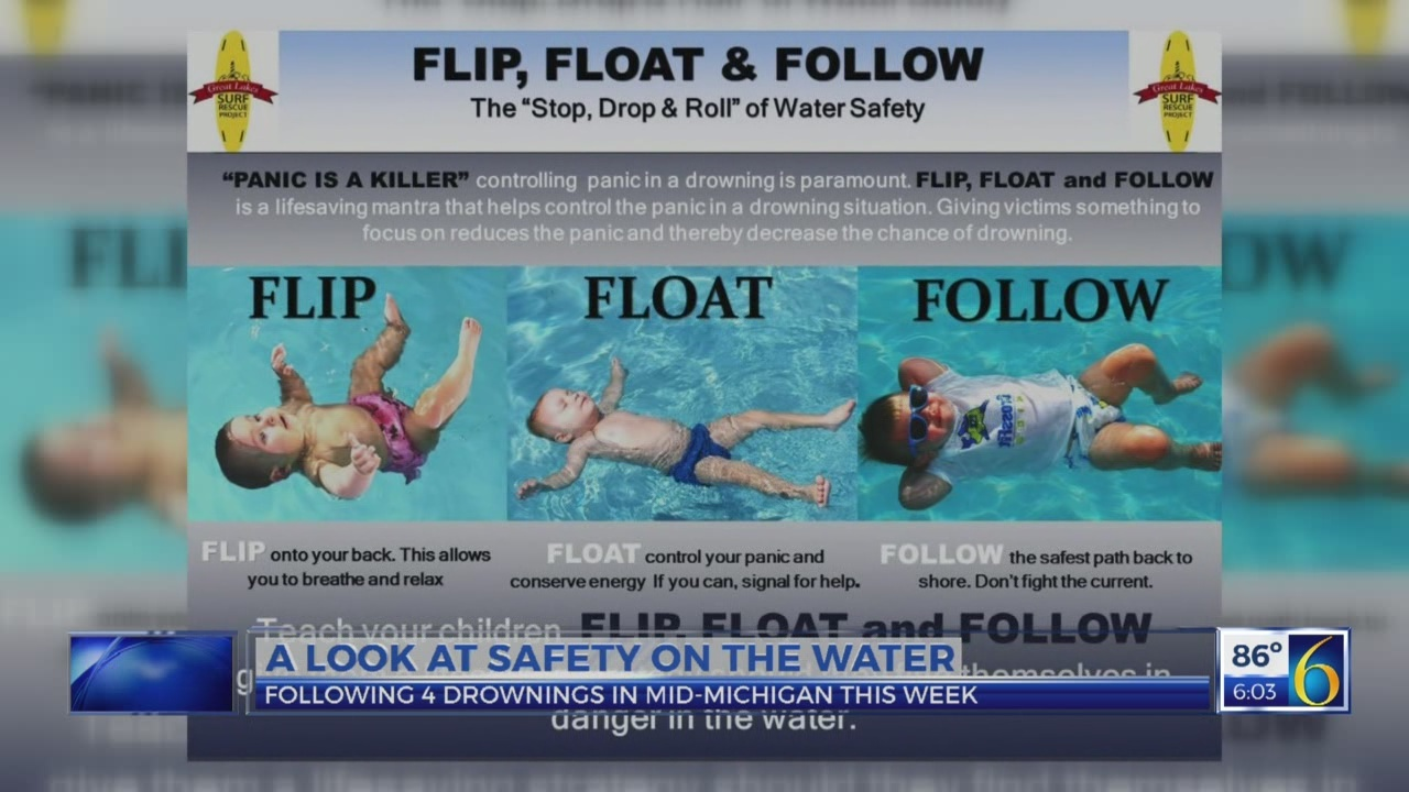 A look at safety on the water