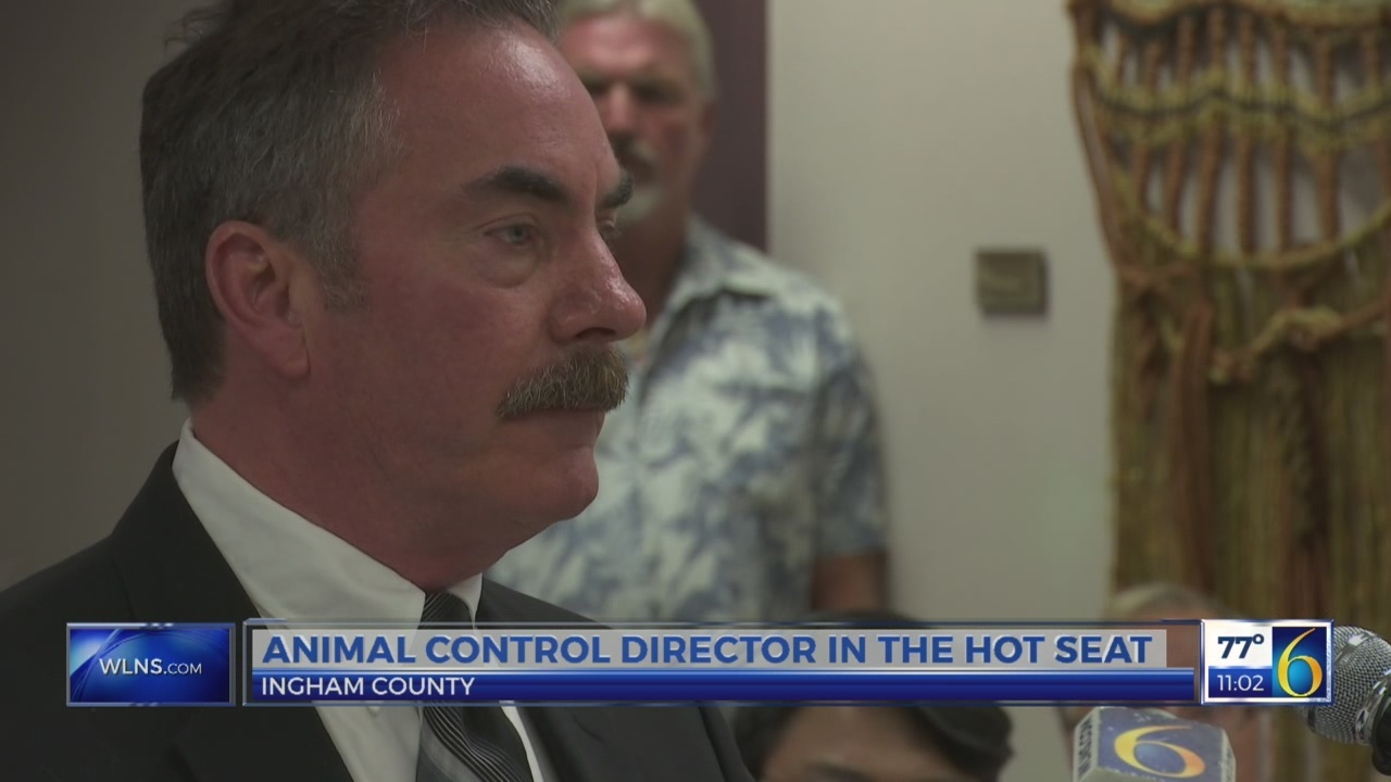 Animal control director in the hot seat