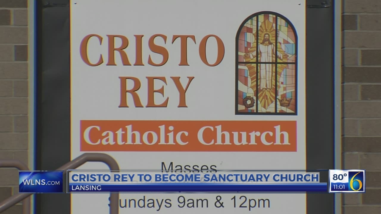Cristo Rey to become sanctuary church