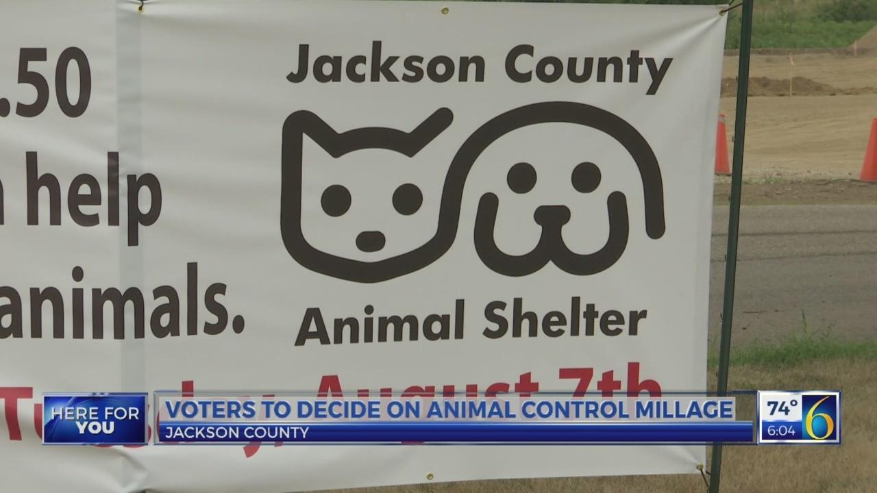 Jackson Animal Control Millage