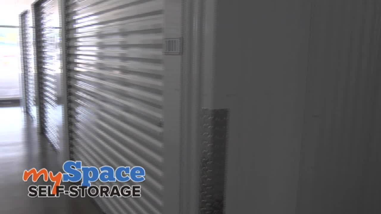 MySpace | How to Choose Right Size Storage Unit
