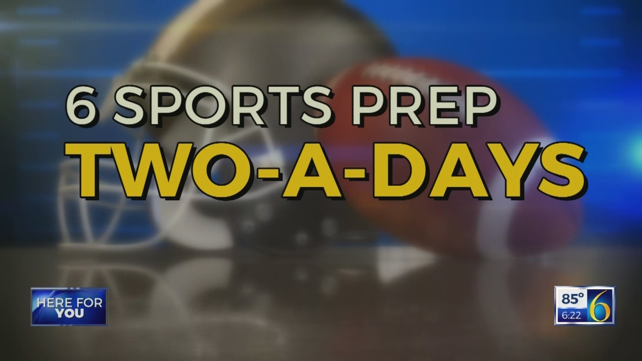 Two-A-Days: Laingsburg and Williamston