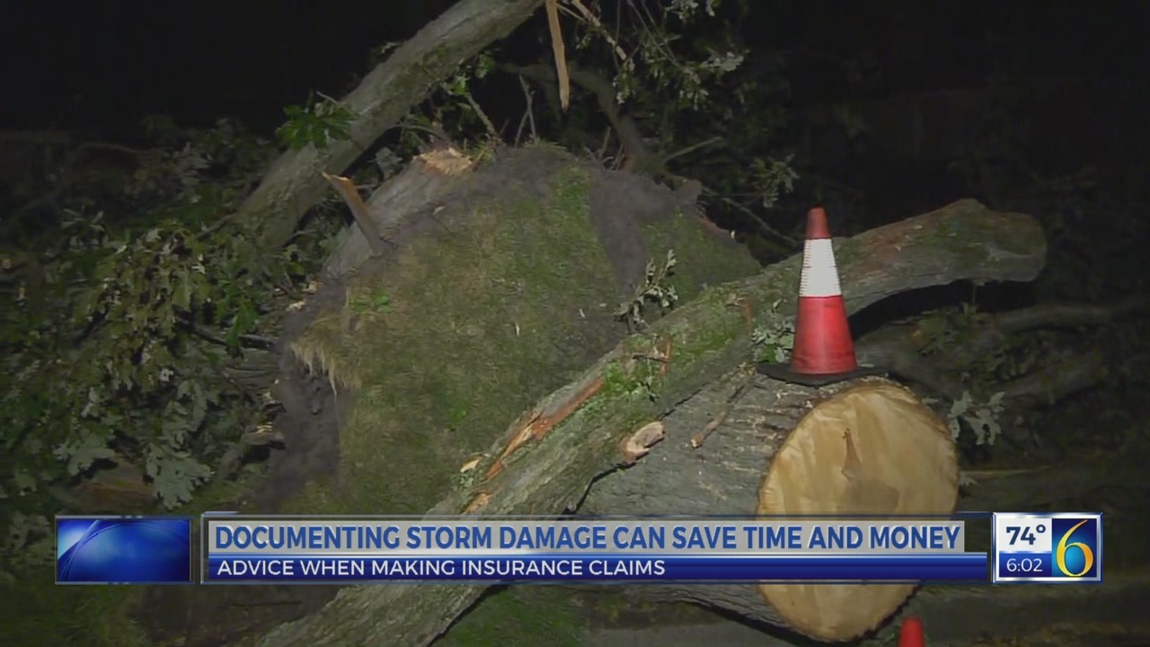 6 News This Morning:Storm insurance