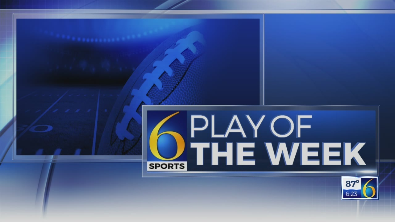 6 Sports Play of the Week