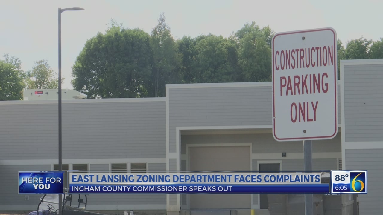 East Lansing zoning department faces complaints