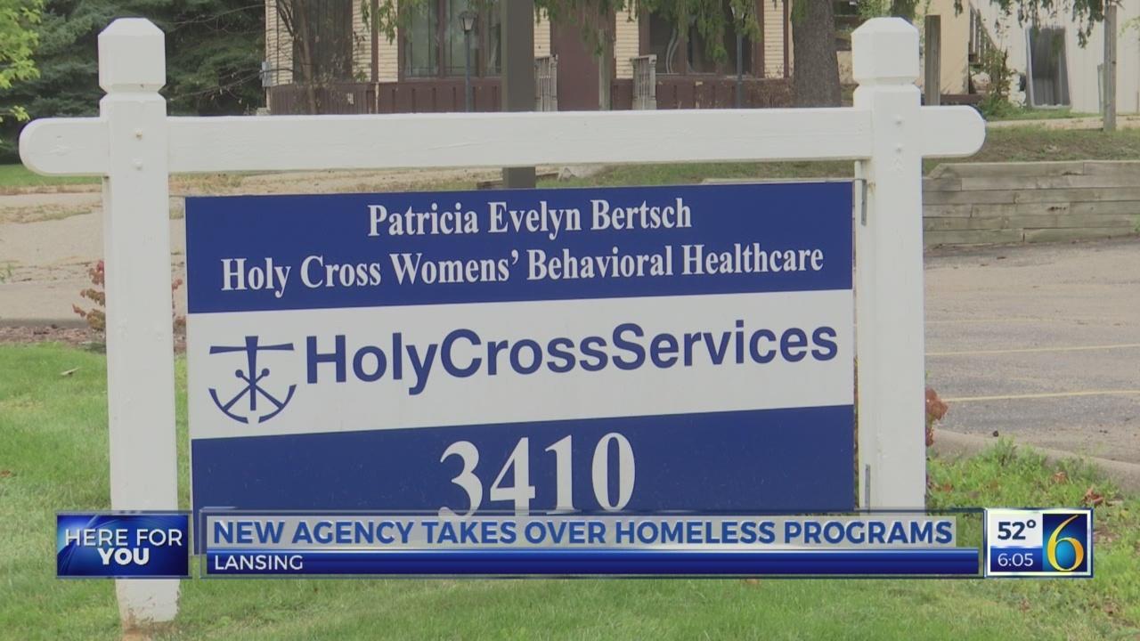 New agency takes over Lansing homeless programs