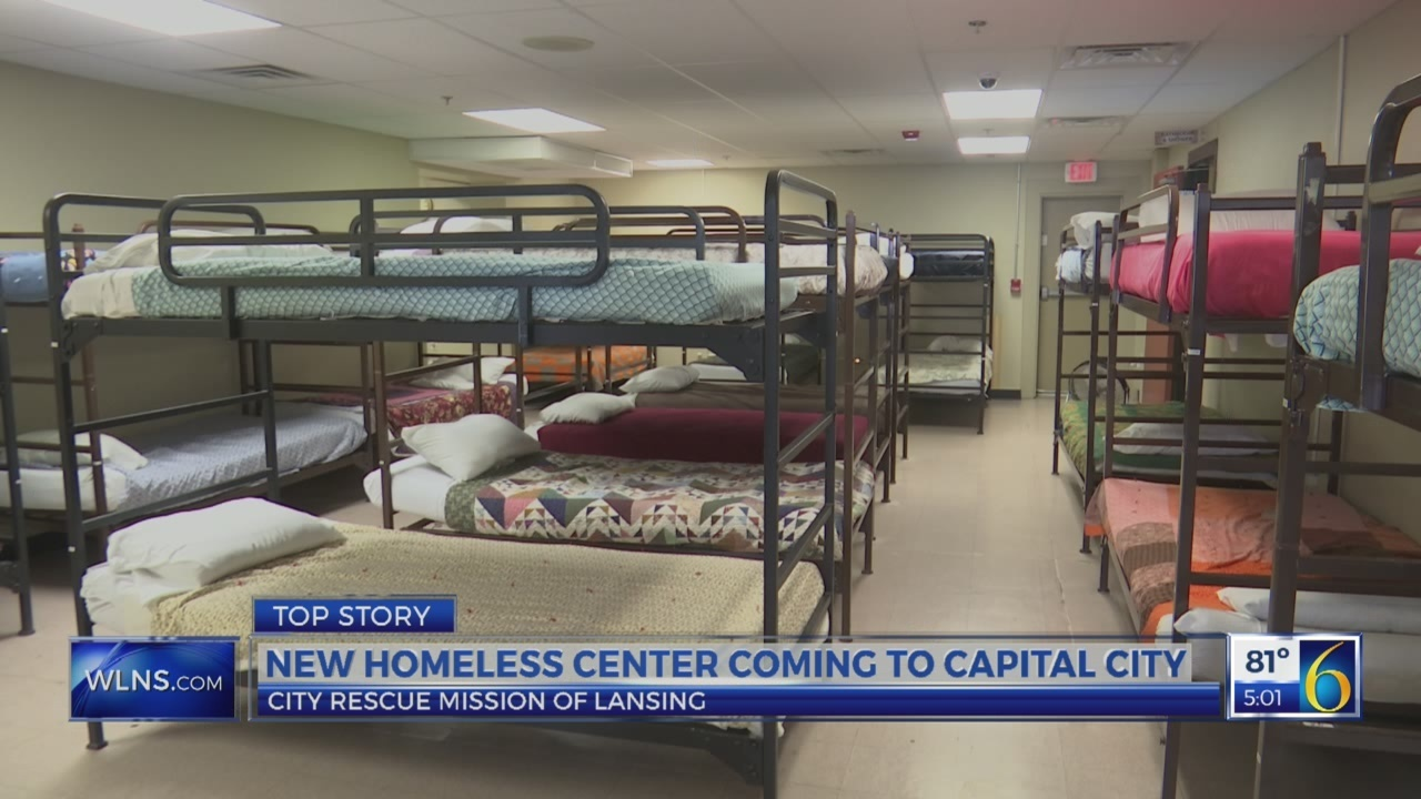 New homeless center