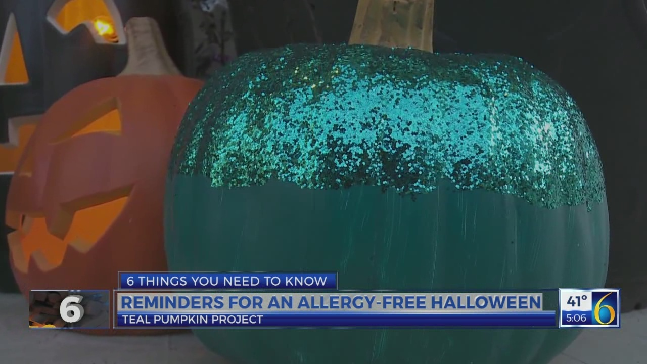6 News This Morning: candy allergies