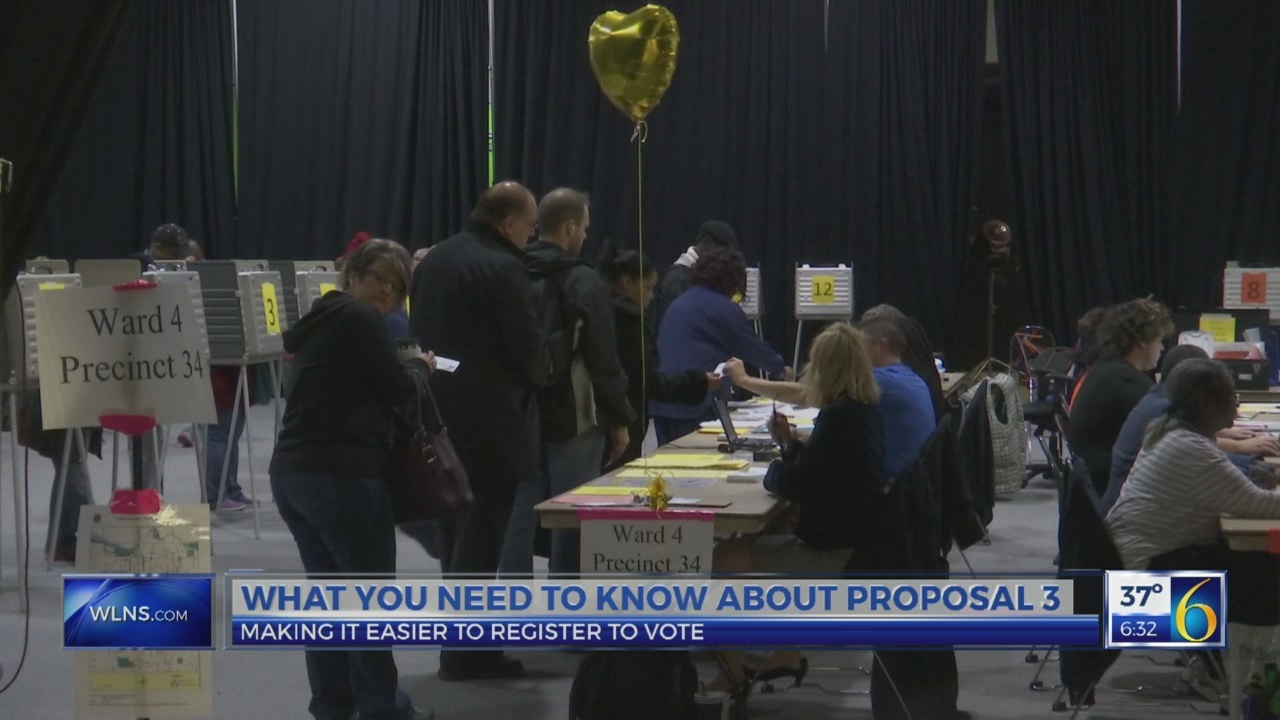 6 News This Morning: proposal 3