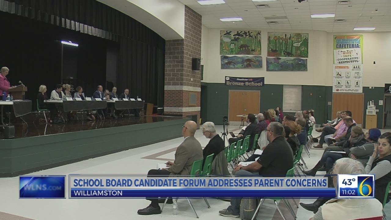 Williamston School Board | WLNS 6 News