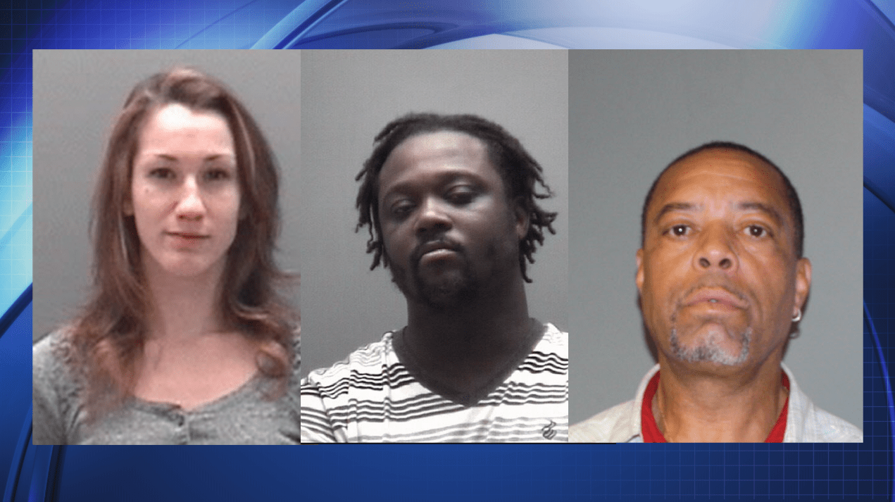 CrimeStoppers: 3 People Wanted for Felonies