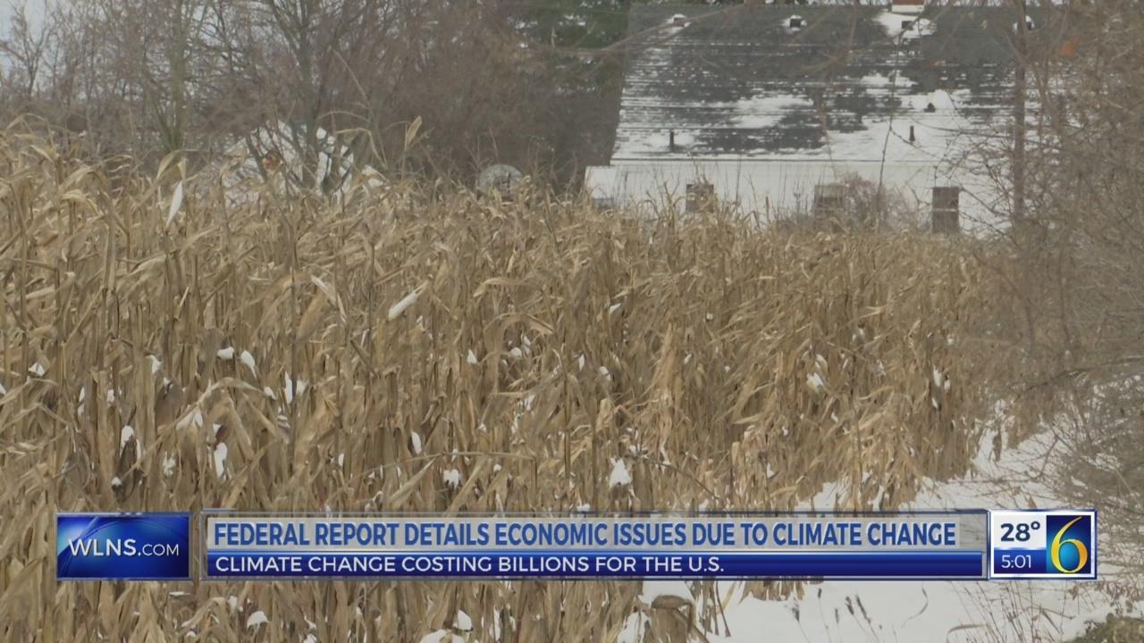 Climate change to impact economy