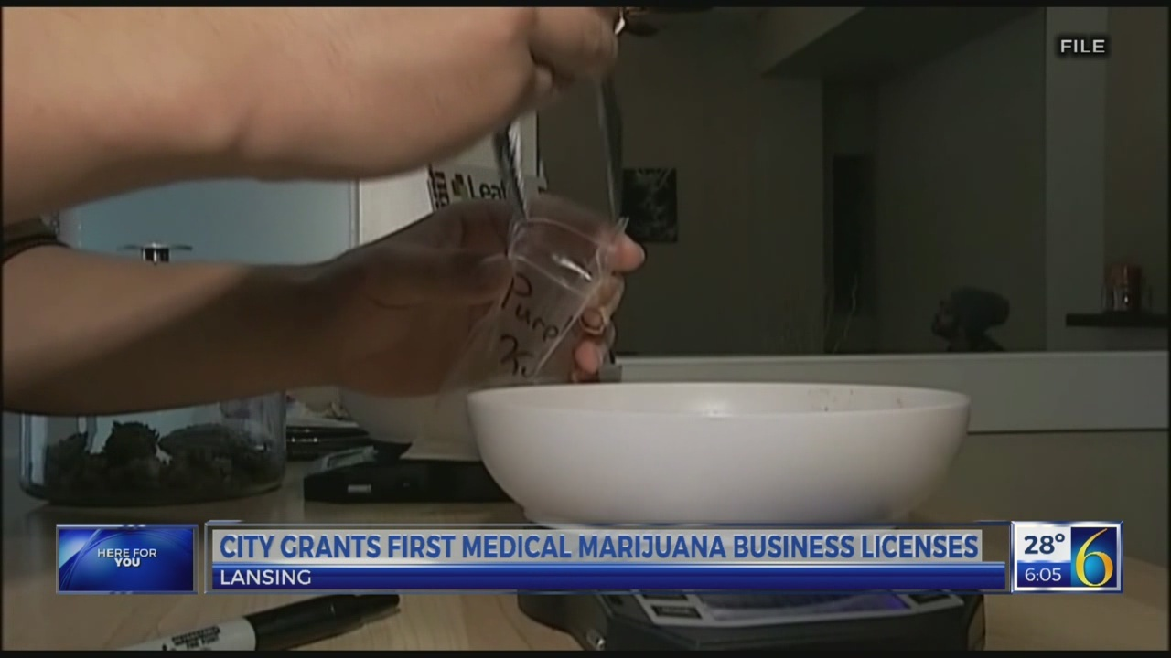 Provisioning centers approved in lansing