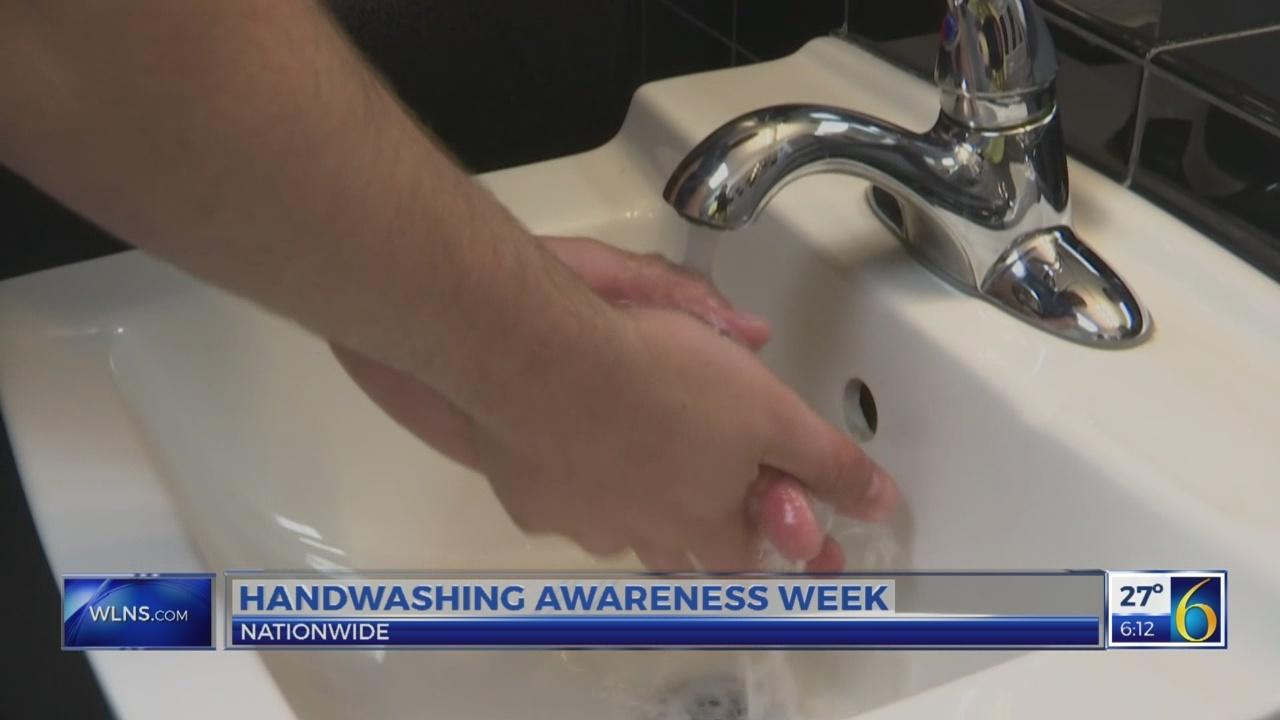 This Morning: Handwashing Awareness Week