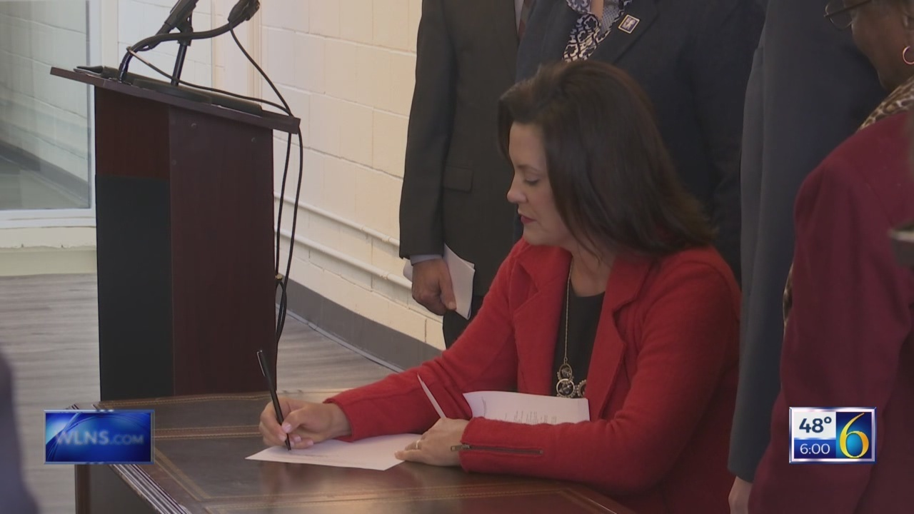 GOV WHITMER SIGNS LGBTQ PROTECTION DIRECTIVE