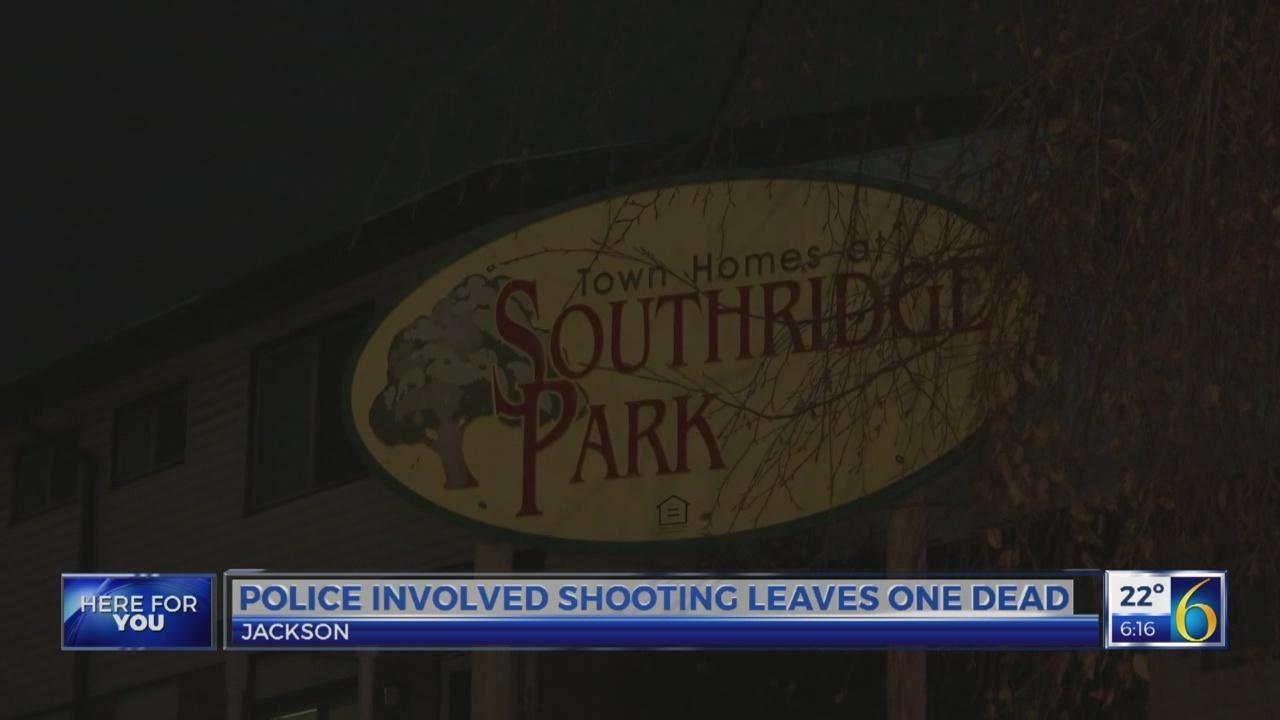 Jackson police shooting update