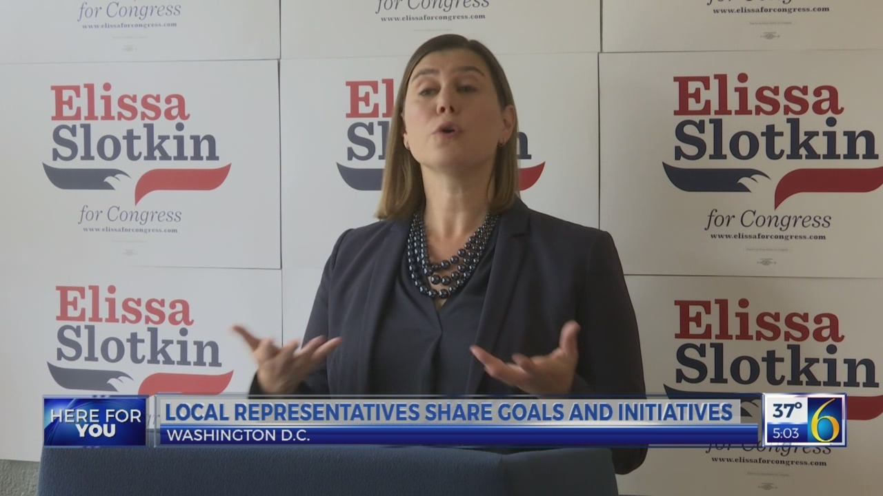 Local reps share goals and initiatives
