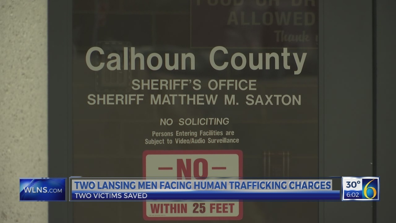 Two men arrested for human trafficking