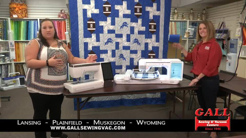 Gall Sewing   Updating Your Machine