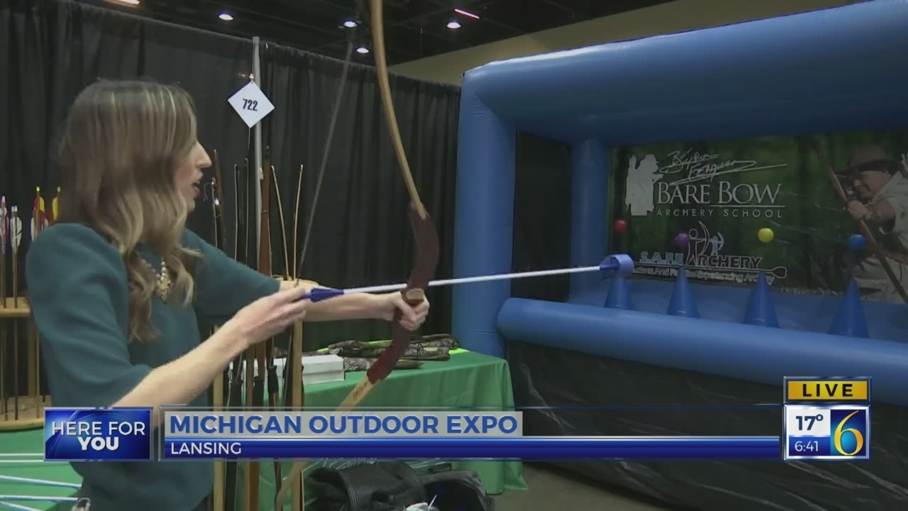 6 News This Morning: outdoor life field/stream expo