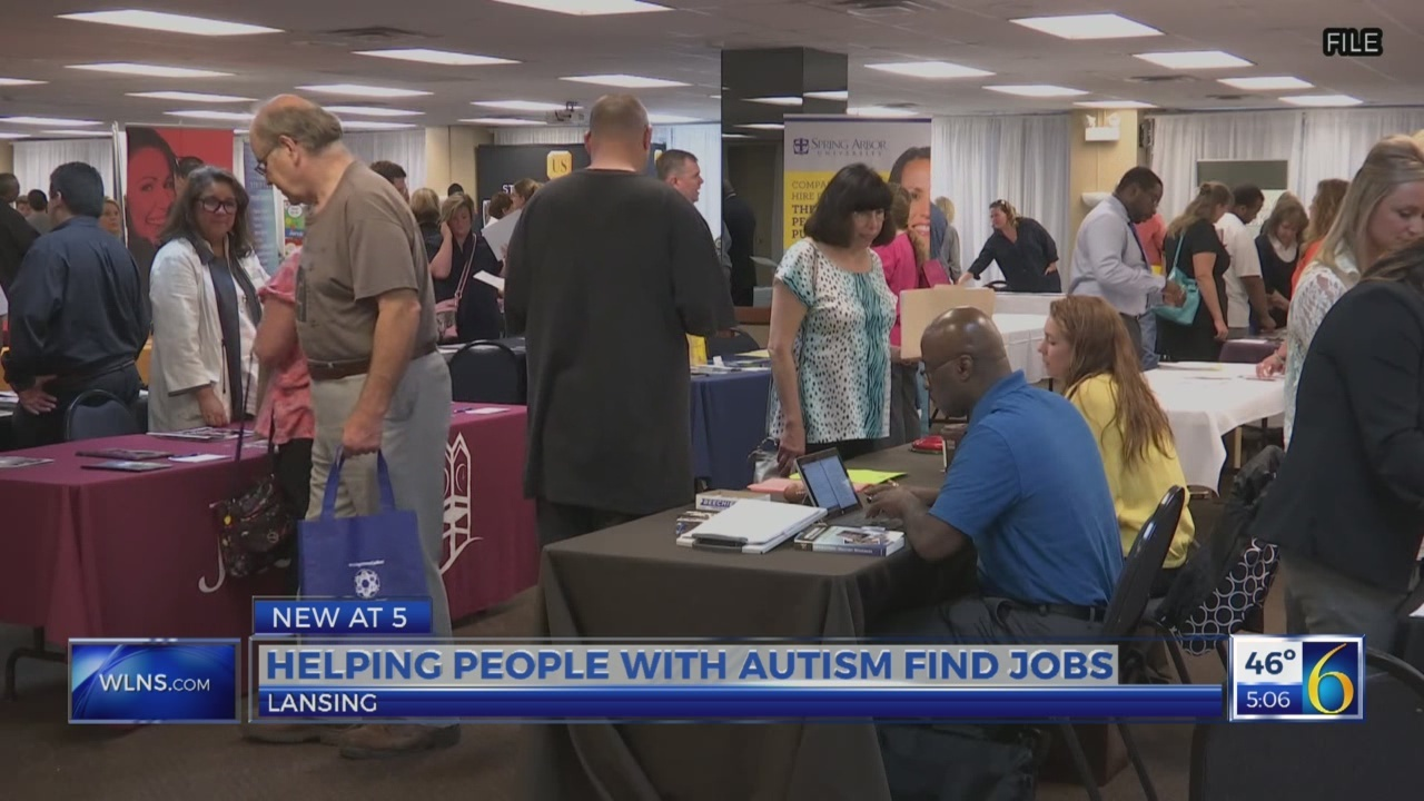 Helping people with autism find jobs