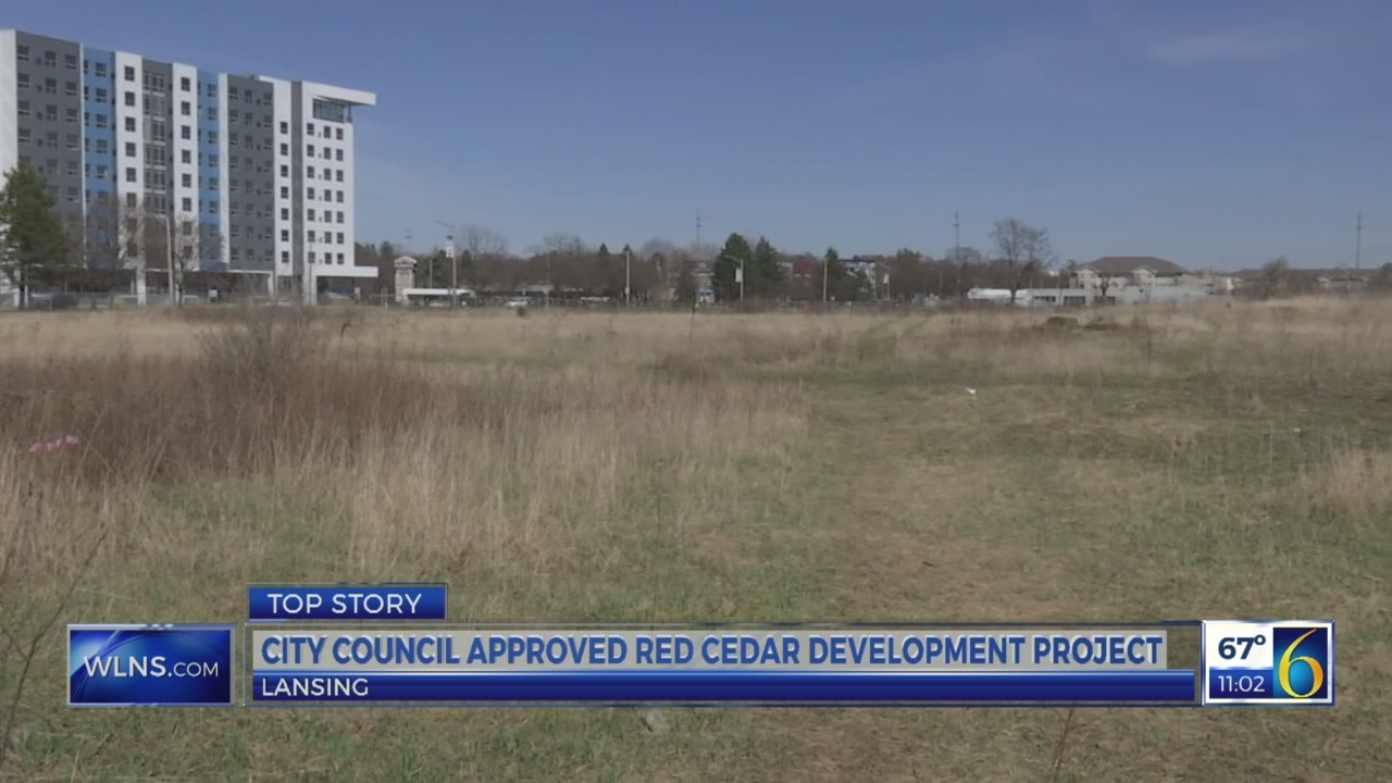 Red Cedar project approved
