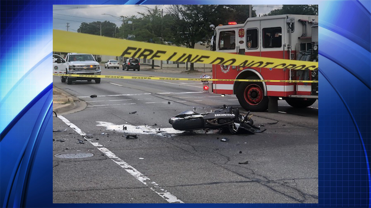 UPDATE: Name of motorcyclist in yesterday's fatal crash