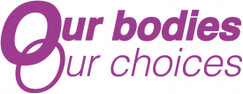 Our Bodies Our Choices Logo