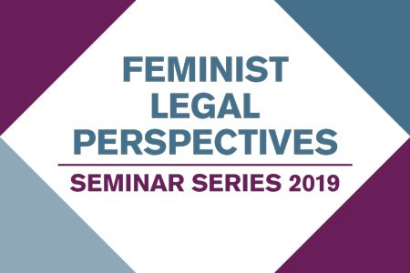 Seminar Series August 2019: Legal responses to intimate partner violence