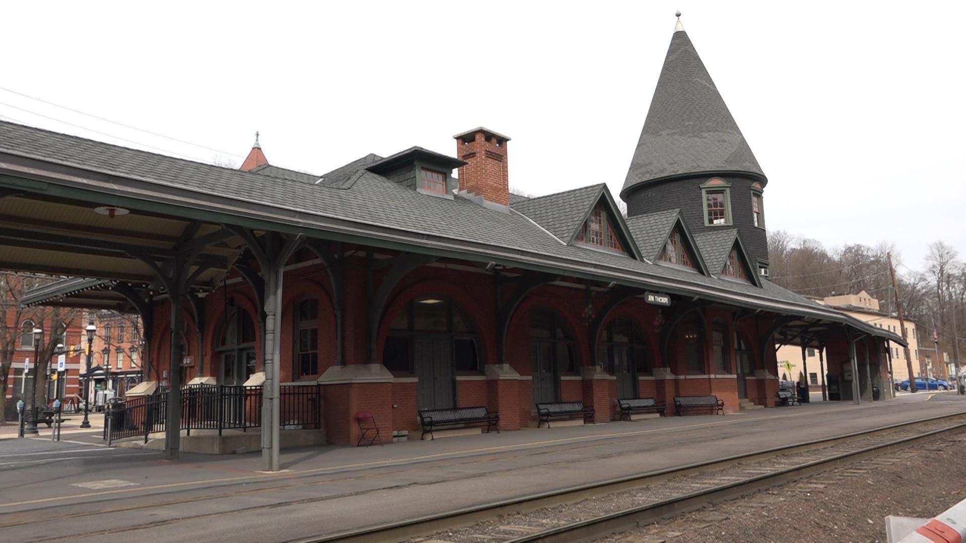 Jim Thorpe Train Returns