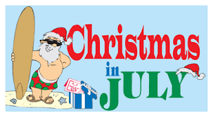 Christmas in July - Save $50